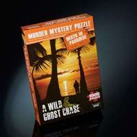 Death in Paradise - Wild Ghost Chase - 1000pc