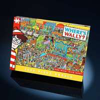 Wheres Wally - The Wild Wild West - 1000pc