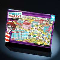 Wheres Wally - In Town - 100pc