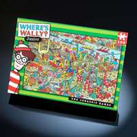 Wheres Wally - Jurassic Games - 100pc