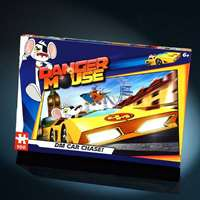 Danger Mouse - Car Chase - 100pc