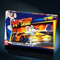 Danger Mouse - Mark IV Danger Car - 100pc