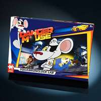 Danger Mouse - Squawkencluck Lab - 250pc