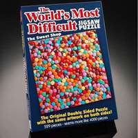 Worlds Most Difficult - Sweet Shop - 529pc