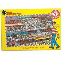 wheres wally - station