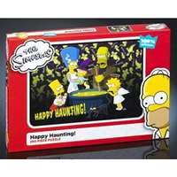 the simpsons happy haunting