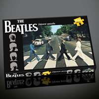 The Beatles - Abbey Road - 1000pc