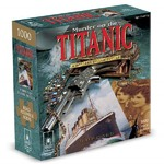 Mystery Puzzle - Murder on the Titanic - 1000pc