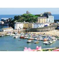 Photo Gallery 7 - Tenby Harbour - 500pc