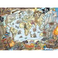 Pirate Map - XXL200pc