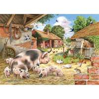 Poppys Piglets - Big 500pc