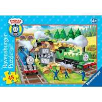 thomas the tank - 48 piece