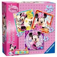 Minnie Mouse Clubhouse - 3 in 1