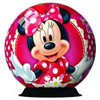 Minnie Mouse Puzzle Ball