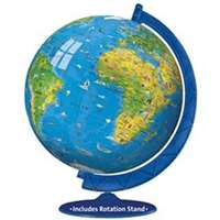 Childrens Globe PuzzleBall - 180 Piece