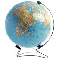 world map puzzleball