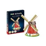 REVELL - Dutch Windmill - 3D Puzzle - 20pc