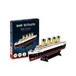 REVELL - RMS Titanic - 3D Puzzle - 30pc