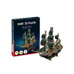 REVELL - Pirate Ship - 3D Puzzle - 24pc