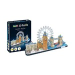 REVELL - London Skyline - 3D Puzzle - 107pc