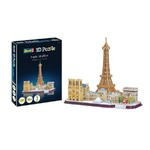REVELL Paris Skyline - 3D Puzzle - 114pc