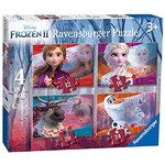 Disney Frozen II - Moments in Time - 4 in 1