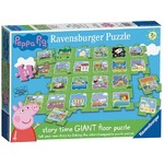 Peppa Pig - Tell A Story - Giant Puzzle - 24pc