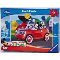 Mickey Mouse Clubhouse Floor Puzzle