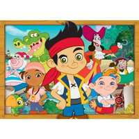 Jake & Neverland Pirates Giant Floor Puzzle