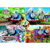 thomas four seasons giant floor puzzle