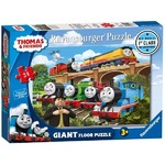 Thomas and Friends - Shaped Puzzle - 24pc