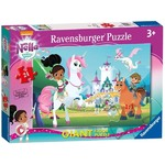 Nella The Princess Knight - Giant Floor Puzzle - 24pc