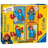Paddington Bear - 4 in 1