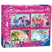 My Little Pony - 4 in 1