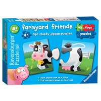 Farmyard Friends - 9 x 2pc