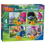 Trolls - 4in1 - 12, 16, 20 and 24pc