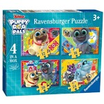 Puppy Dog Pals - 4 in 1