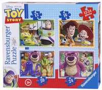 Toy Story 3 - 4 in 1