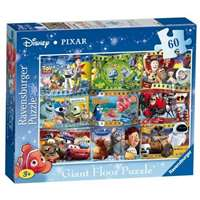 disney pixar giant floor puzzle