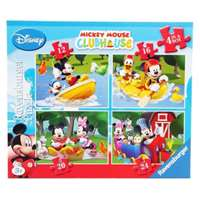 mickey mouse clubhouse - 4 in 1