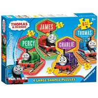 Thomas and Friends Shaped Puzzles