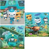 octonauts - 3 in 1