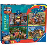 mike the knight - 4 in 1