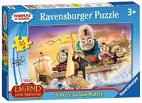 Thomas and Friends - Lost Treasure - 35pc