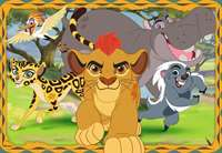 Disney - The Lion Guard - 35pc