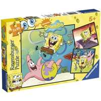 Spongebob 3 x 49 Piece