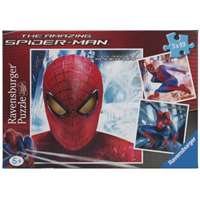 spider man in action 3 x 49 piece