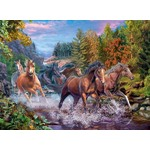 Rushing River Horses - 100XXLpc