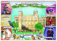 Historic Royal Palaces - The Tower of London - XXL100pc