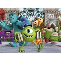 Disney Monsters University - XXL100